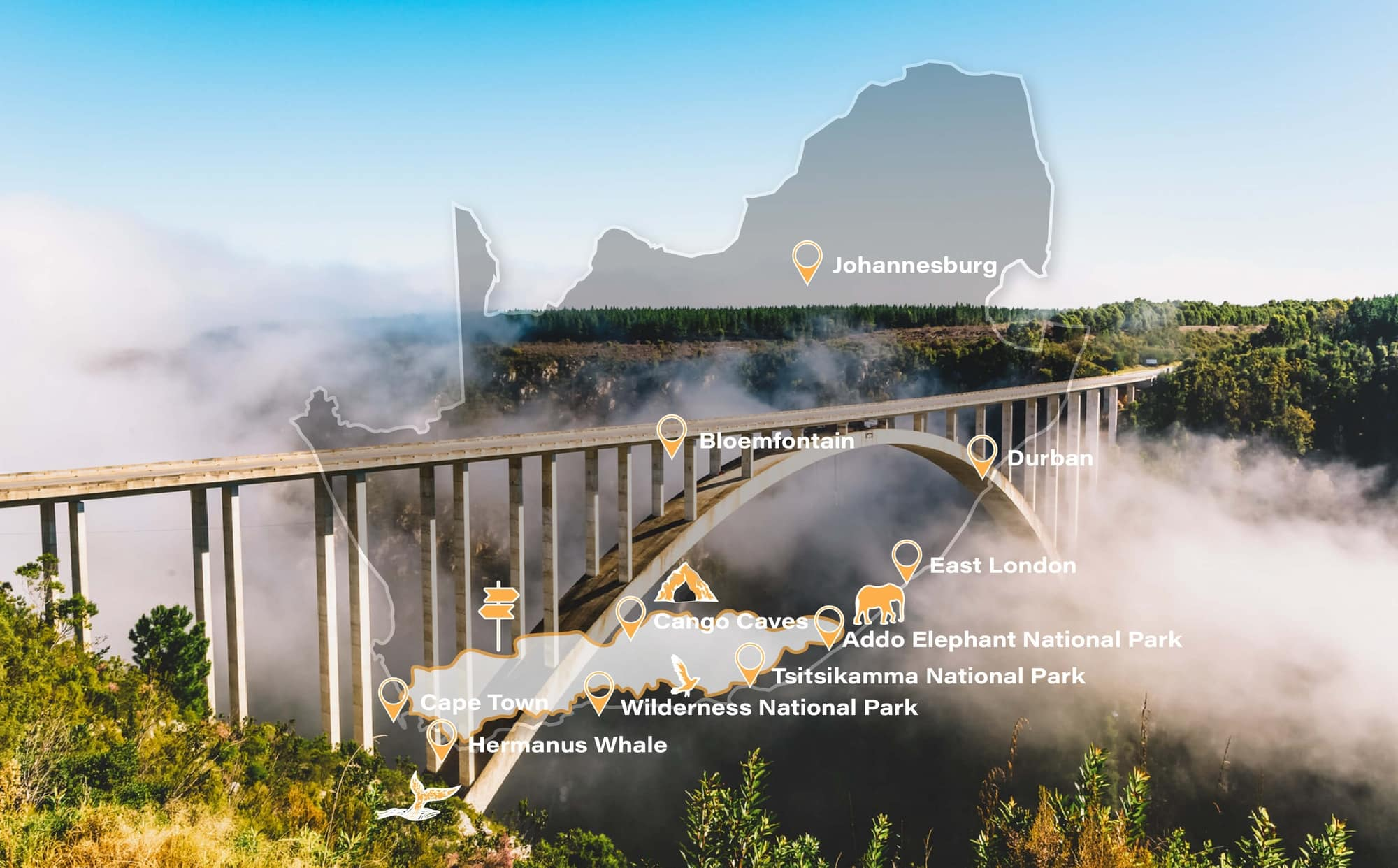 Flipsvanz Adventures-van life experience-south africa-6 day adventure-garden route-route 62-adventure-addo elephant national park-guided tour in a van-van travel south africa-bronwyn filippa-vanlife-sleep in a van