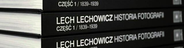 """Wieczór autorski z profesorem Lechem Lechowiczem autorem książki """"Historia fotografii"""""""