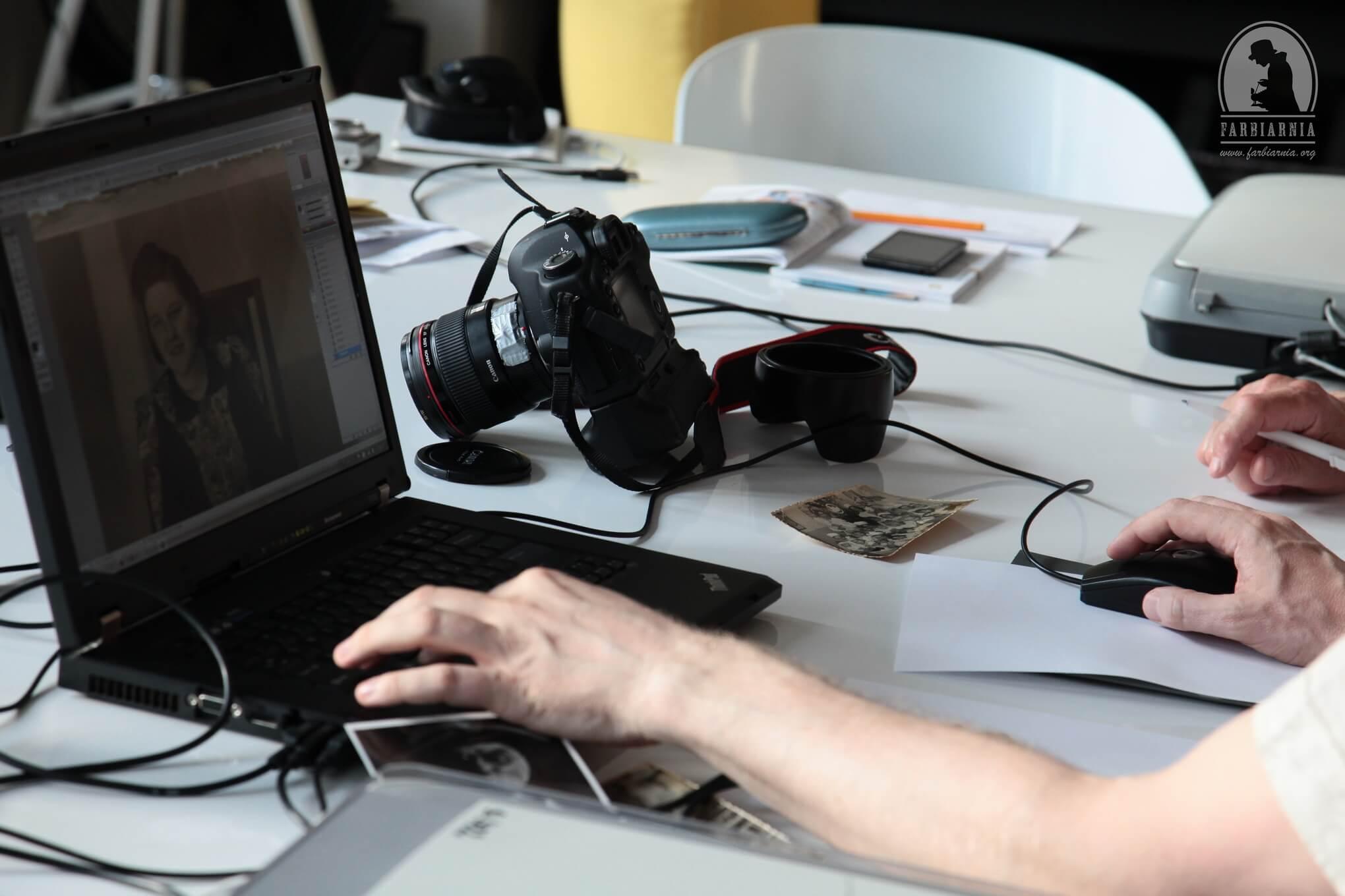 Fotografowie 60+w cyberprzestrzeni