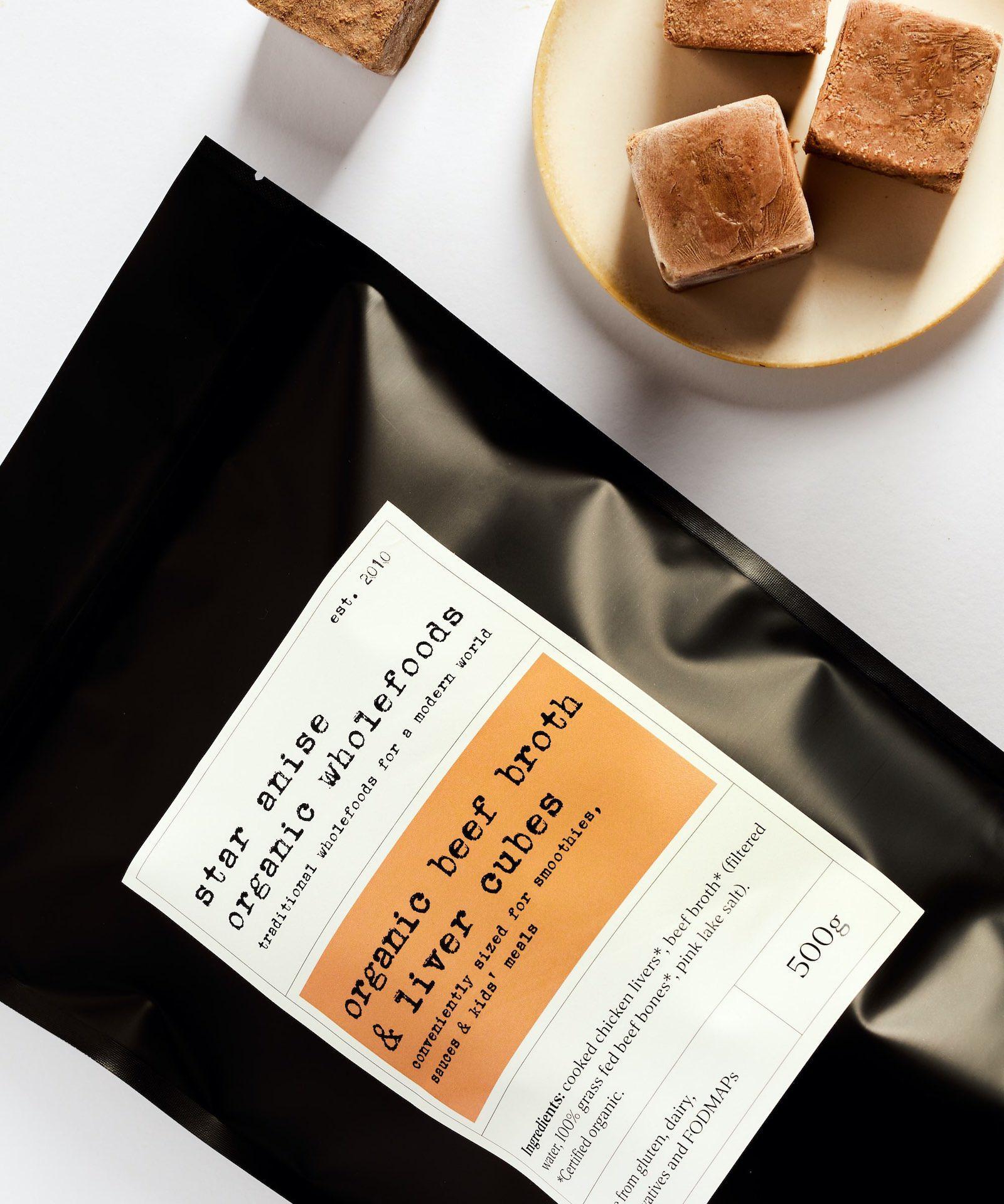 Star Anise Organics packaging