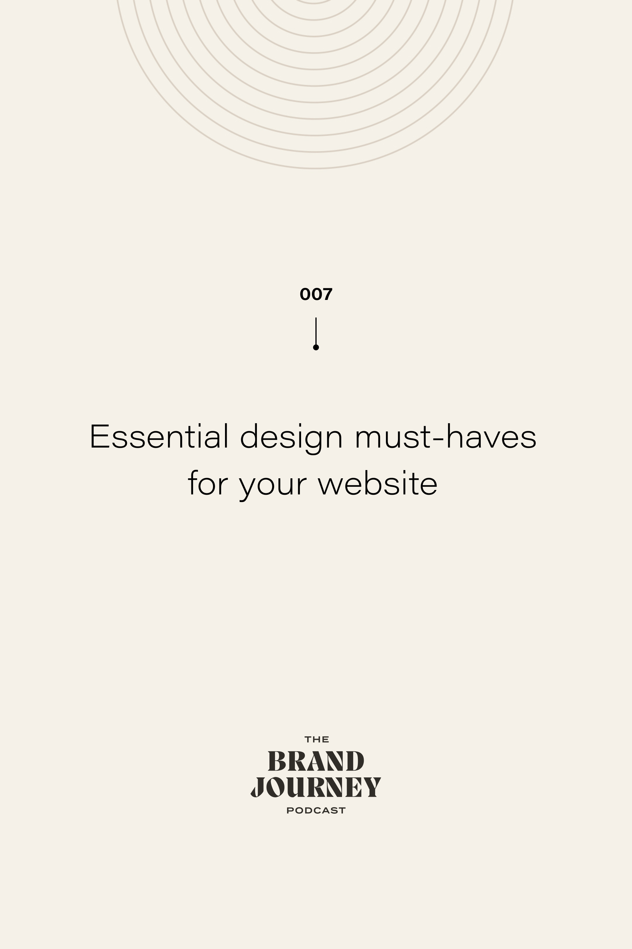 Essential design must-haves for your website