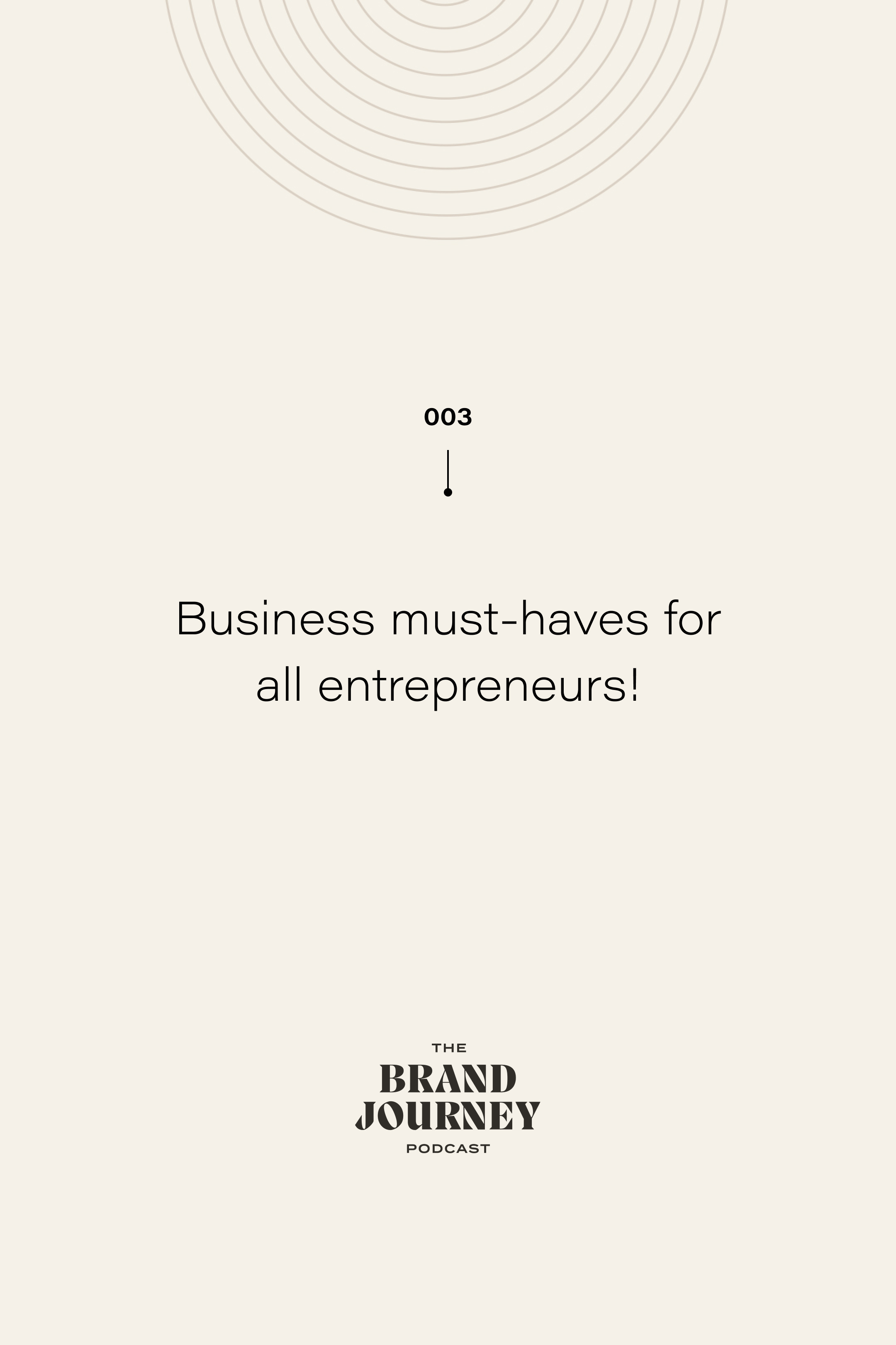 Business must-haves for all entrepreneurs