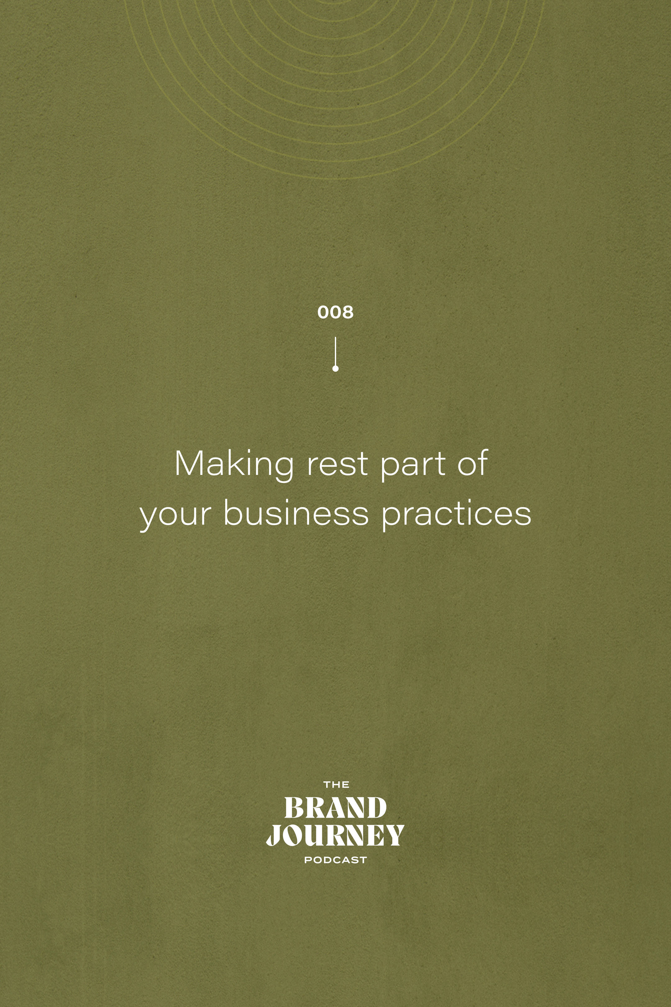 Making space for rest part of your business practices