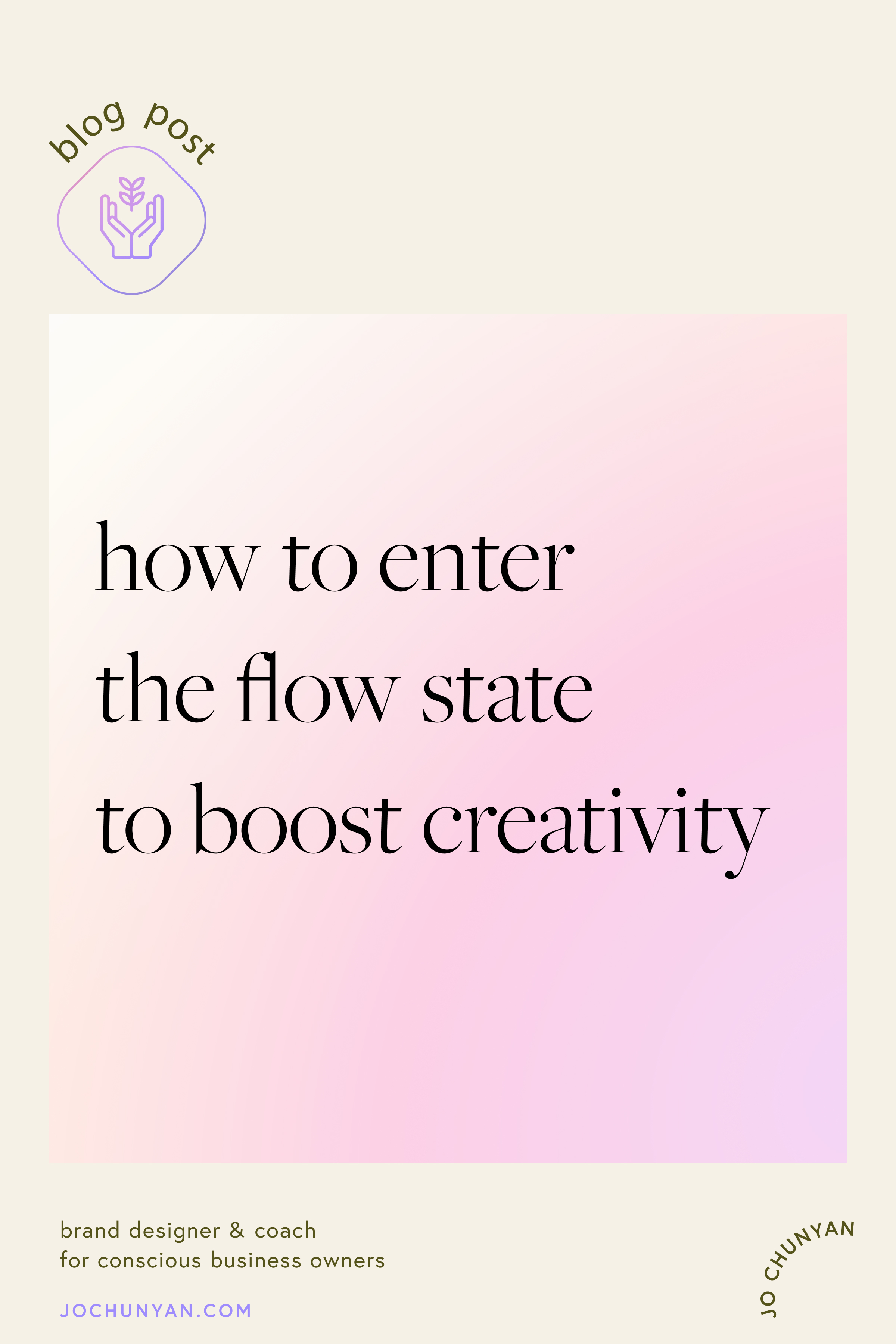 How to enter the flow state to boost creativity