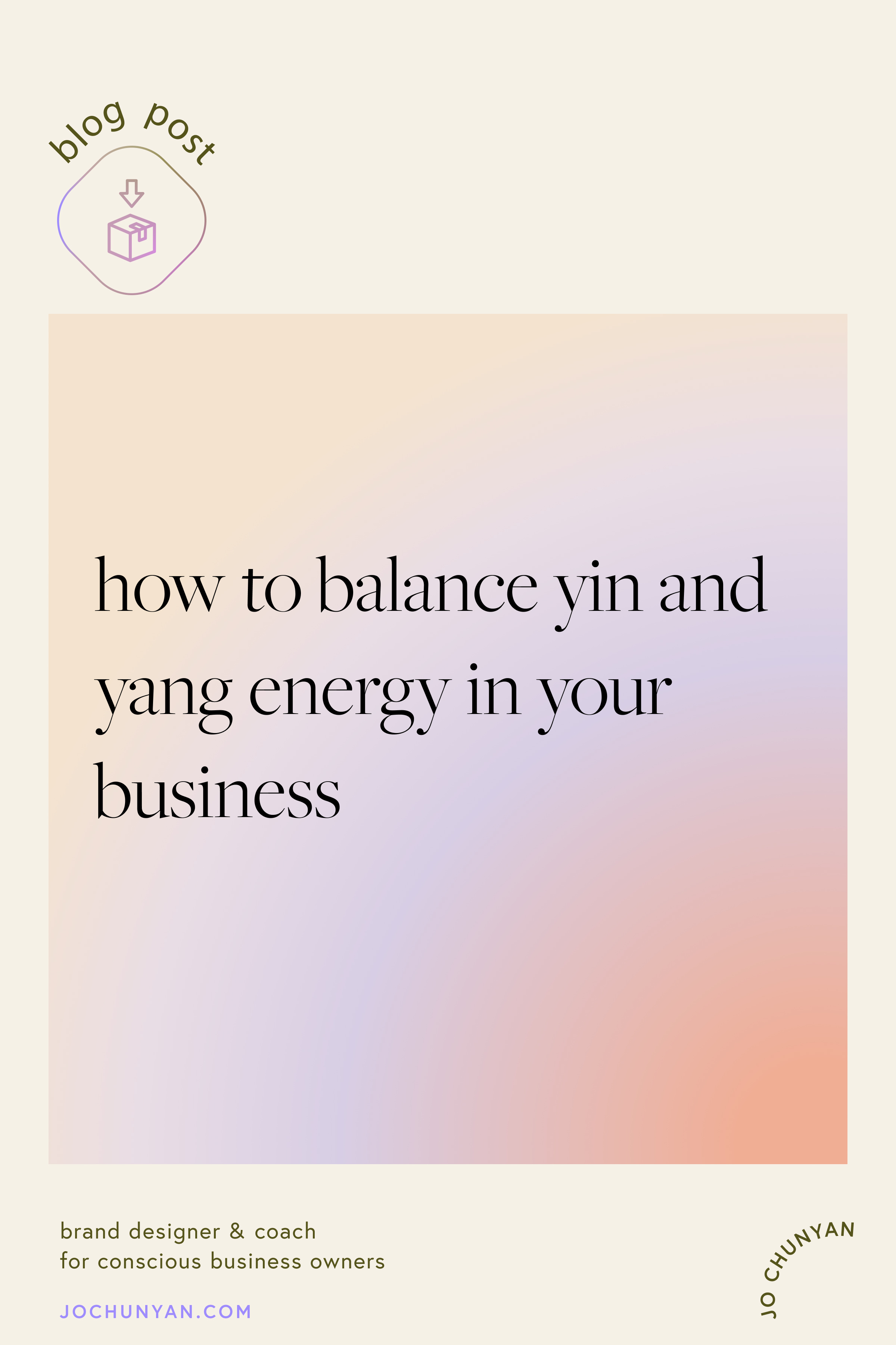 How to balance yin and yang energy in your business