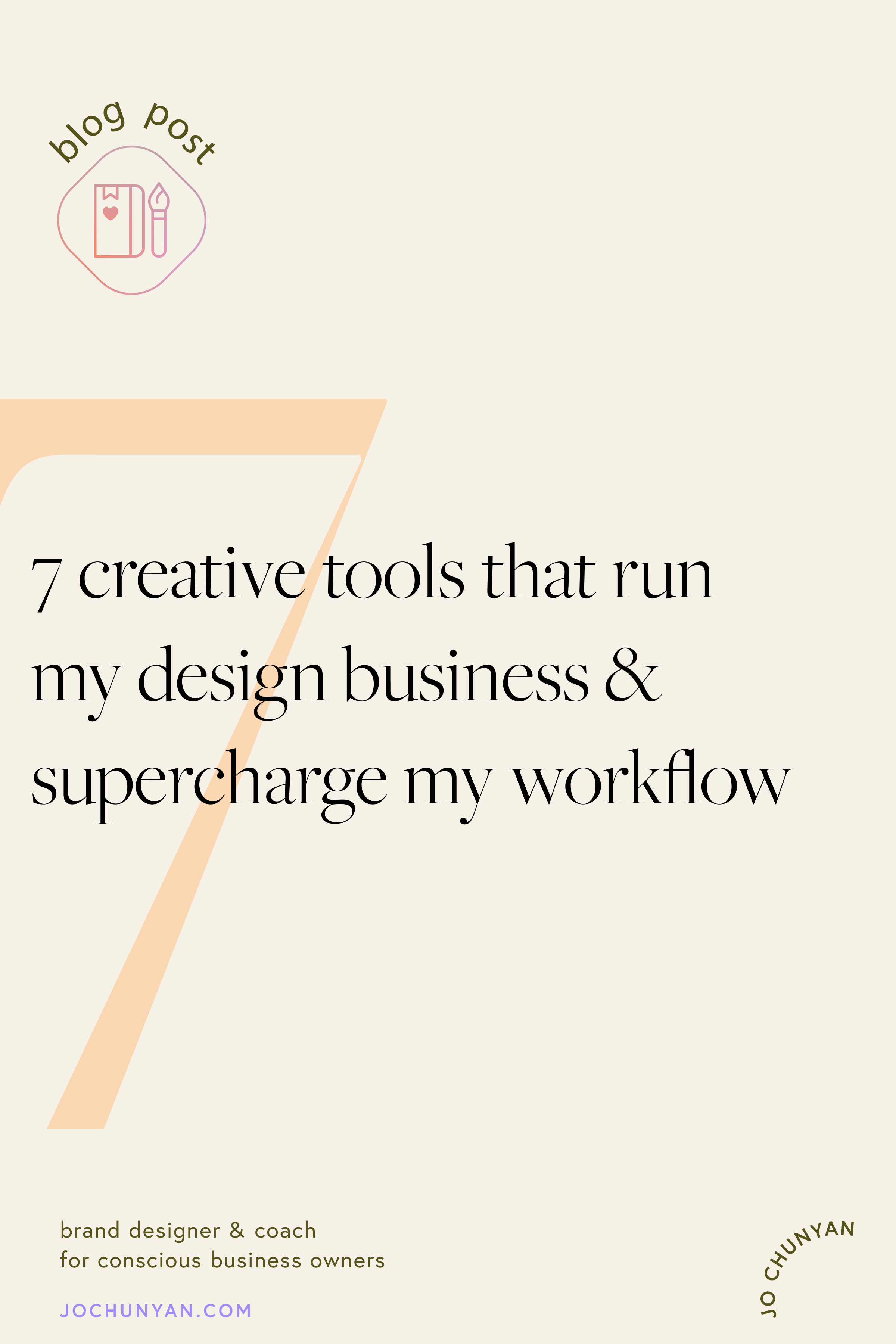 7 Creative Tools That Run My Design Business & Supercharge My Workflow