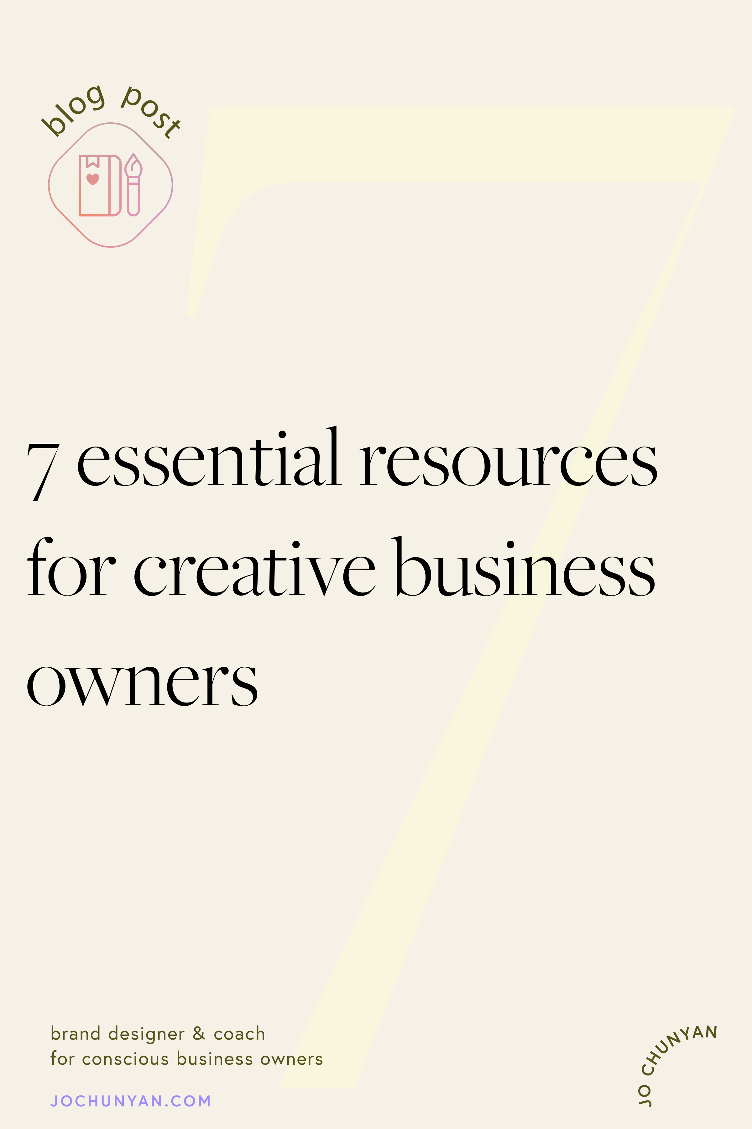 7 Essential Resources for Creative Business Owners