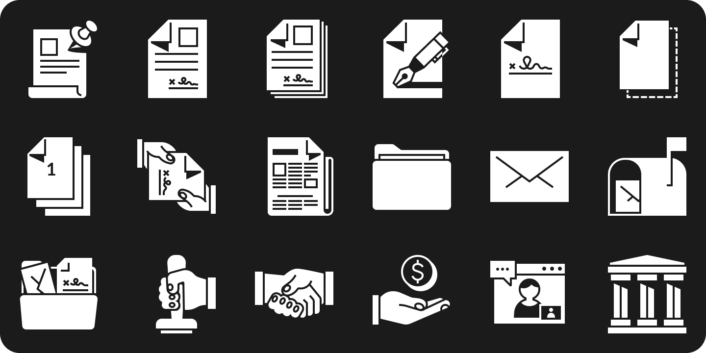 A scaleable iconography and illustration system designed to speak to the millions of California residents about self-representation.