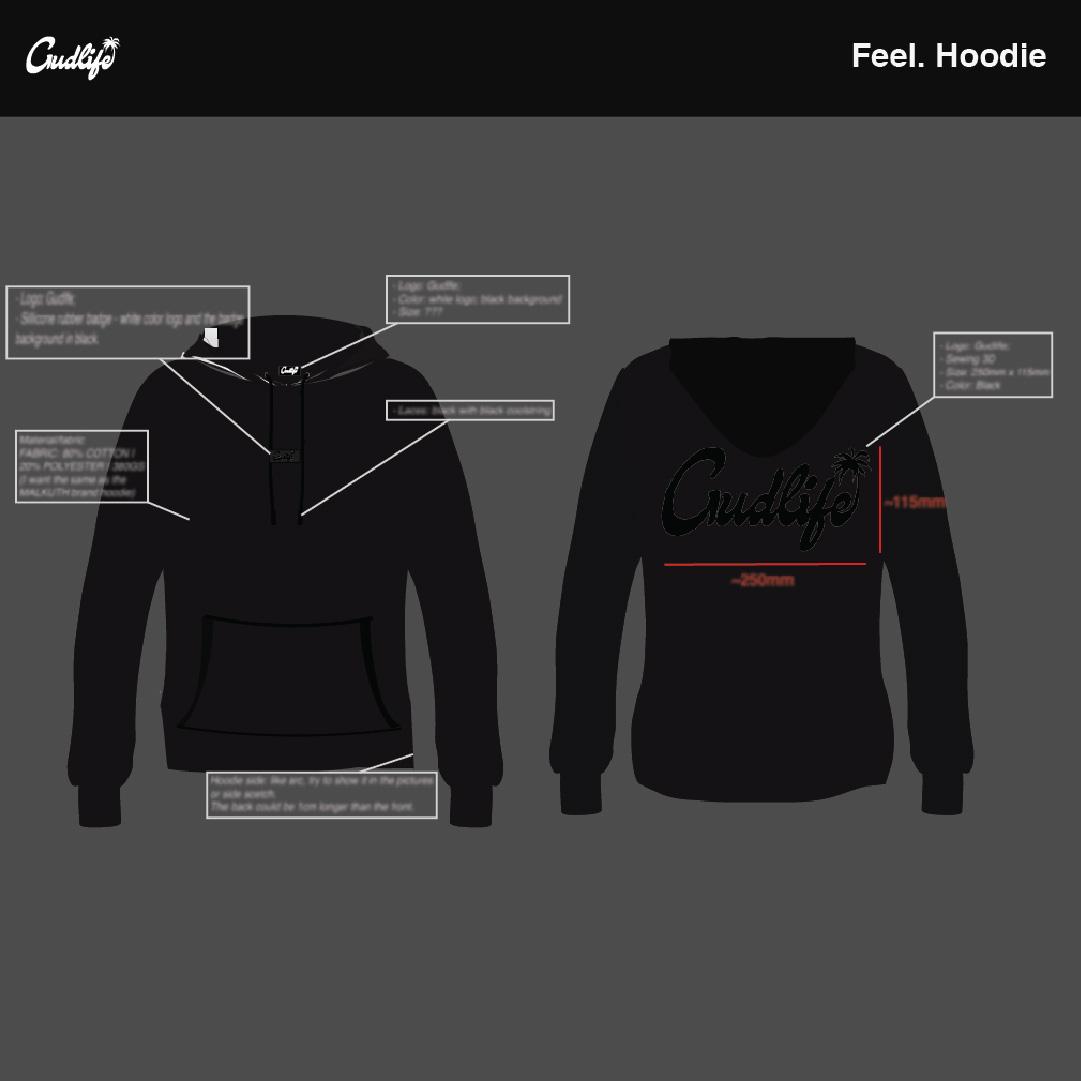 Gudlife hoodie