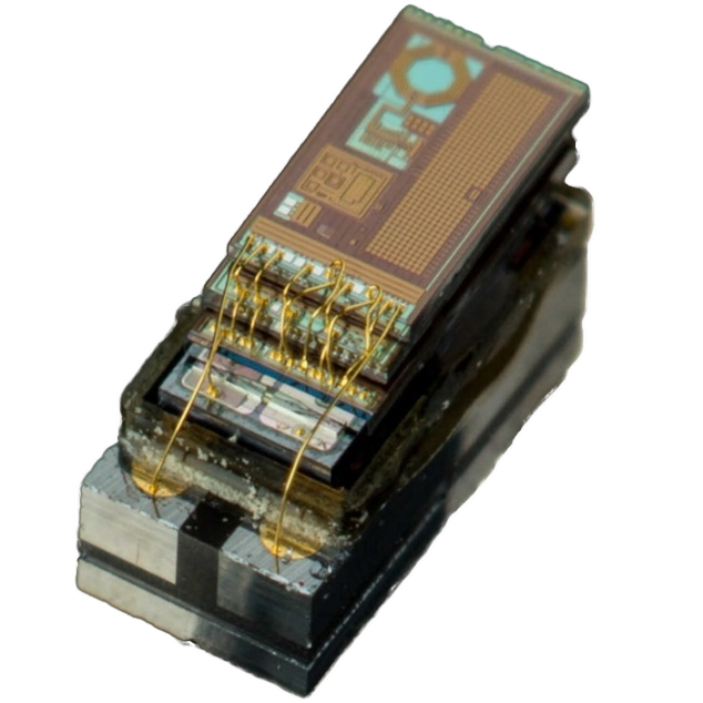 Layers of the smallest modular computer