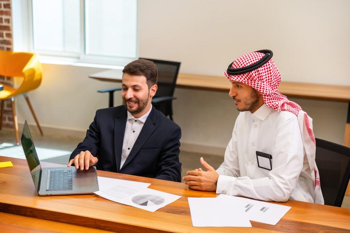 Helping Small Business in Saudi Arabia