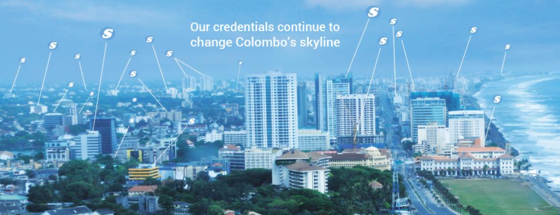 Sanken Colombo Skyline