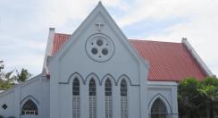 Townhall Church near CTP