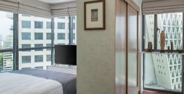 TwinPeaks Master Bedroom