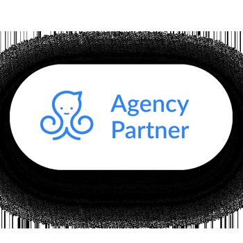 Many Chat Agency Partner Badge