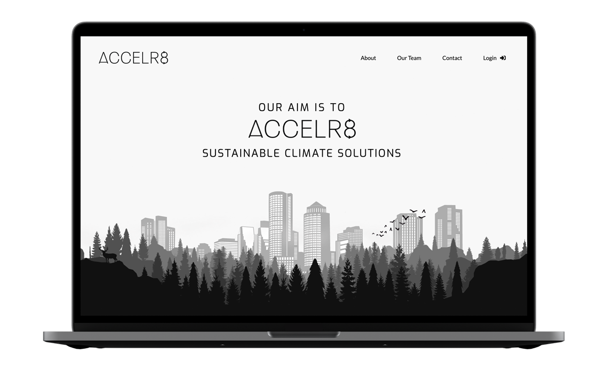 Accelr8 Impact fund marketing
