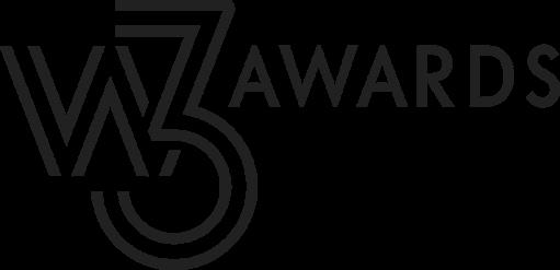 W3 awards logo