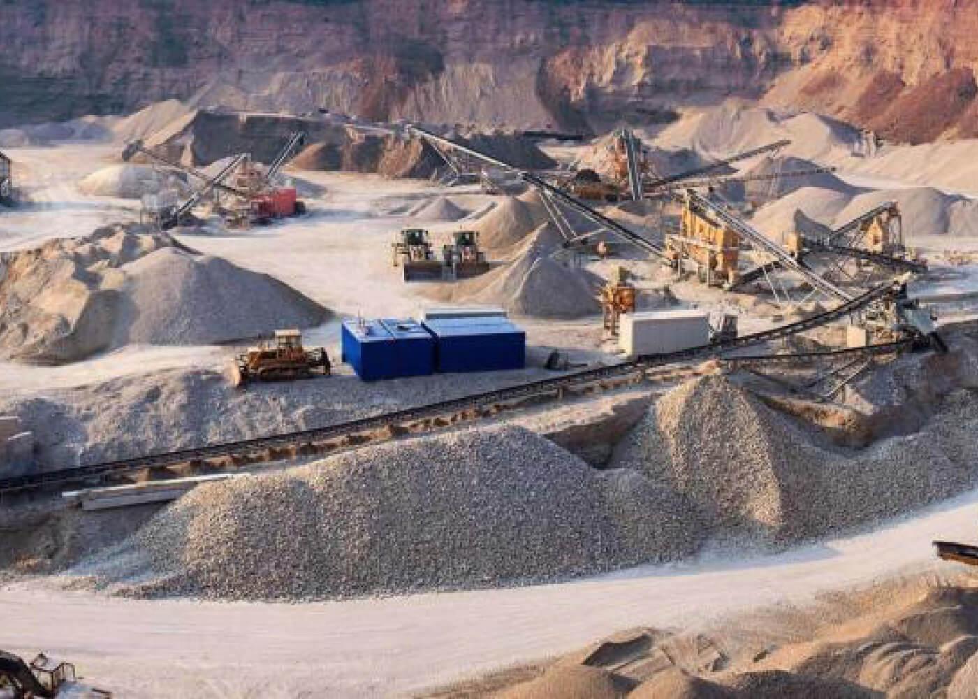 Mining & Quarry work