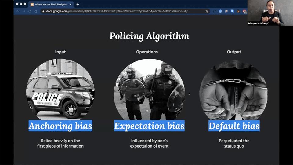Shabnam Kashani: Algorithmic Bias