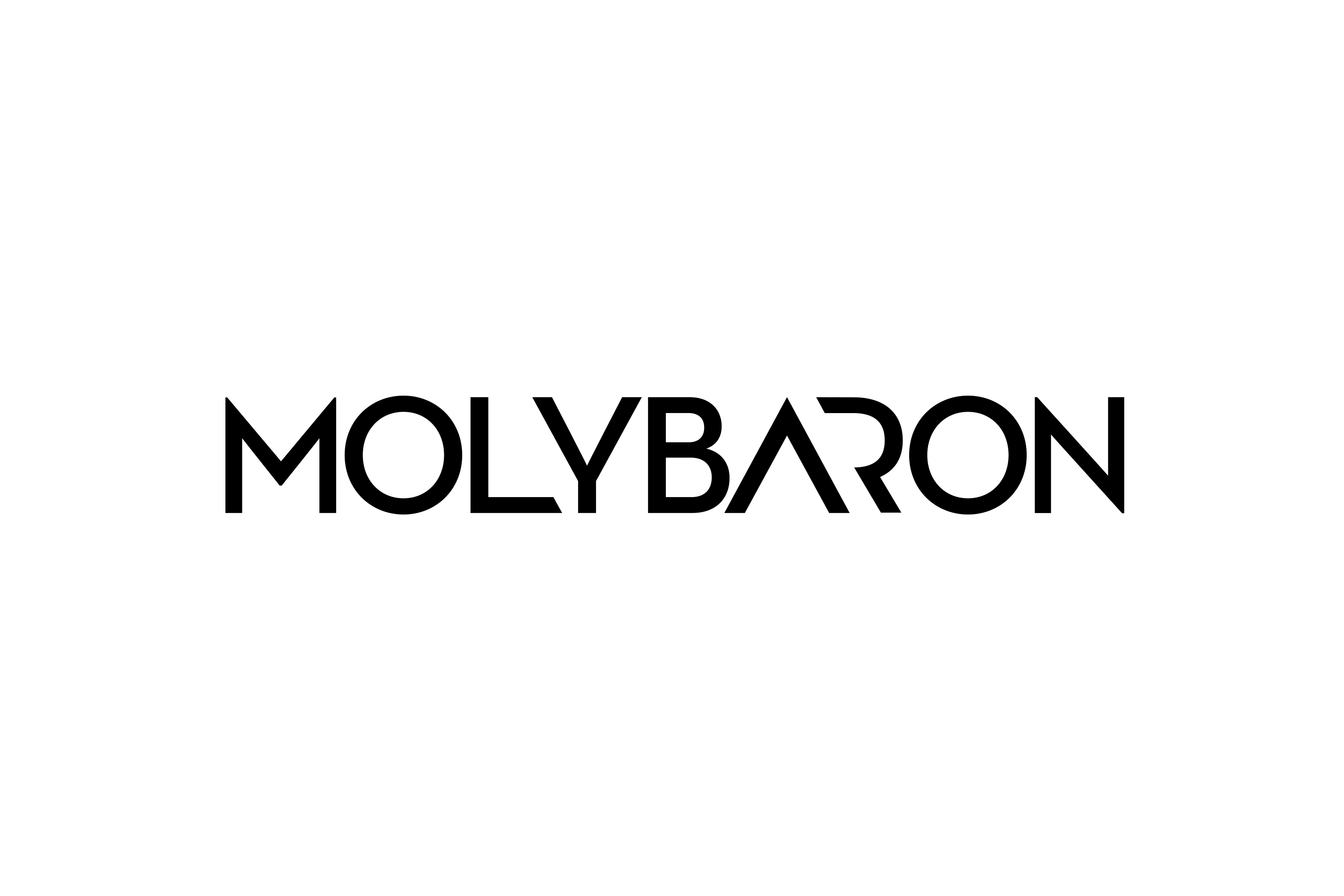 Molybaron Logo Design Dublin London