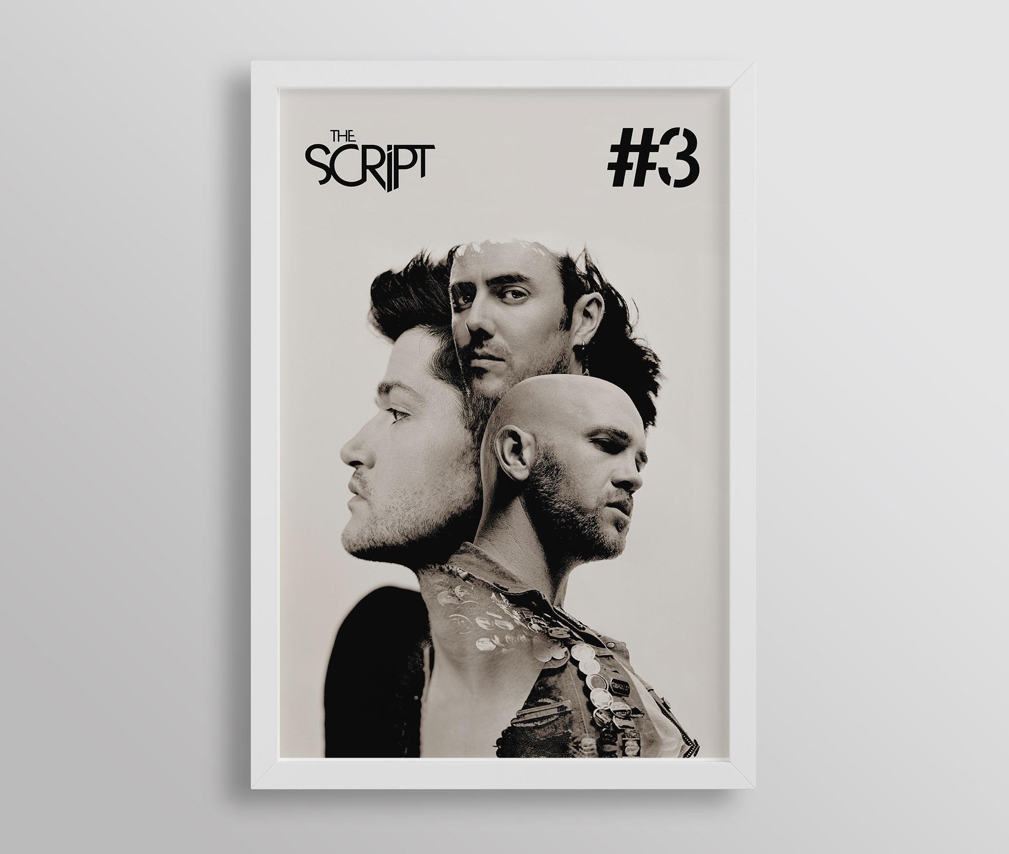 Music Poster Design London Dublin 03