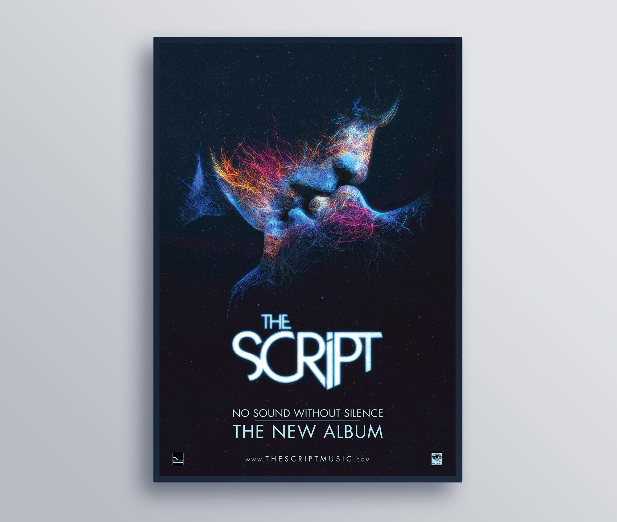 Music Poster Design London Dublin 01