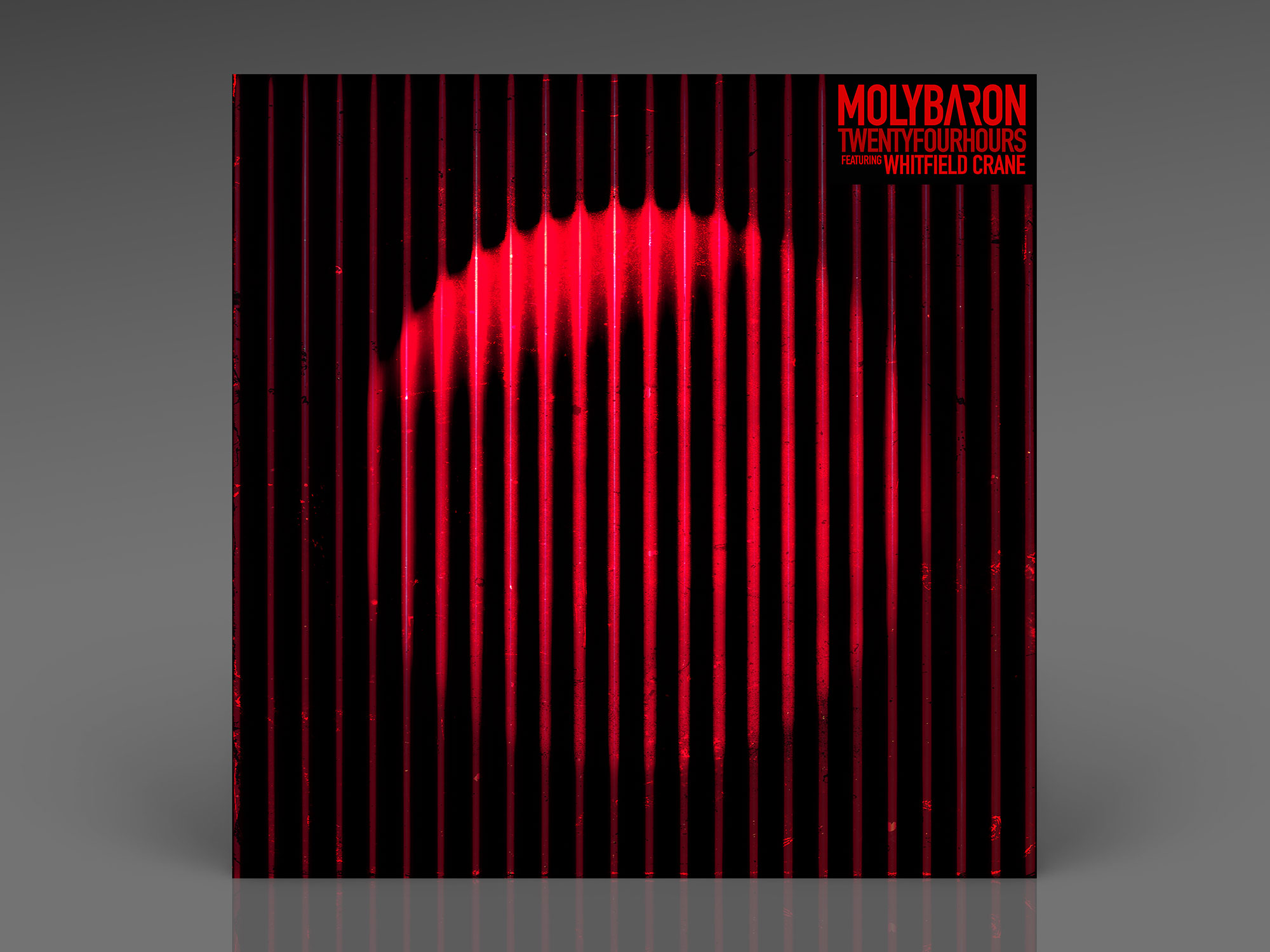 Molybaron Album Cover Graphic Design London Dublin