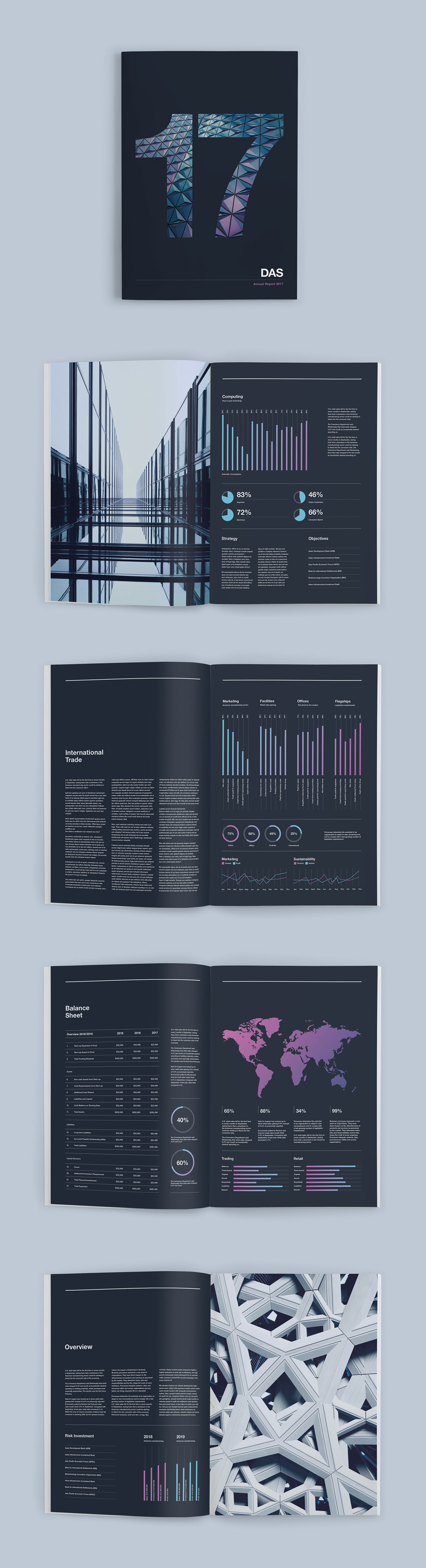Annual Report Cover Design London Dublin