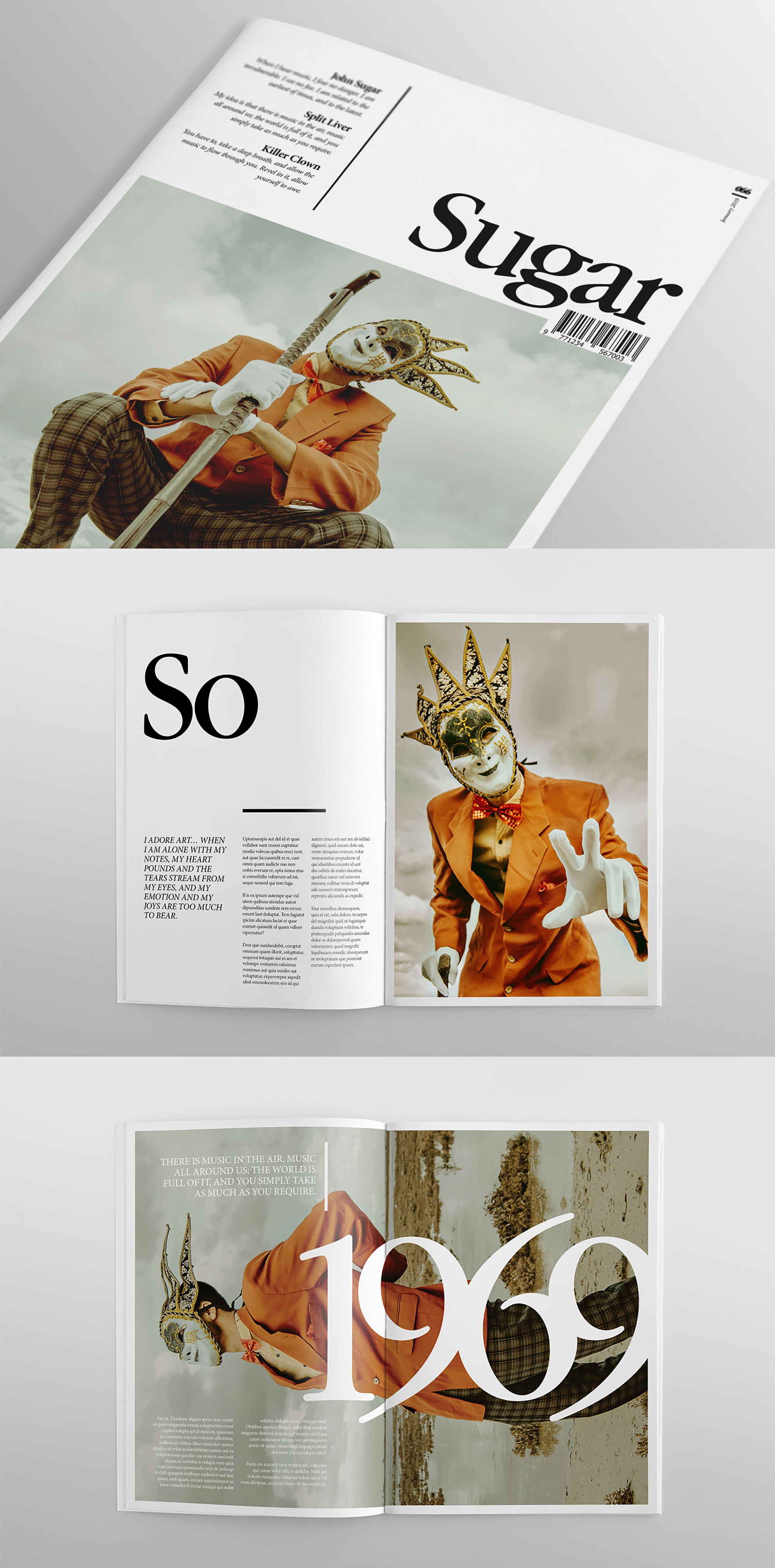 Magazine Layout Design Dublin London