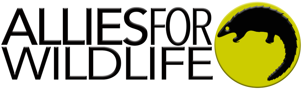 Allies for Wildlife Logo