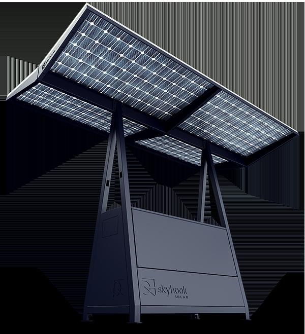 D4 Skyhook Solar Station