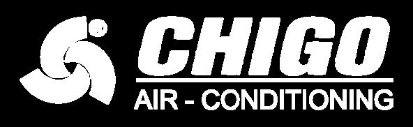 chigo air conditioning logo white