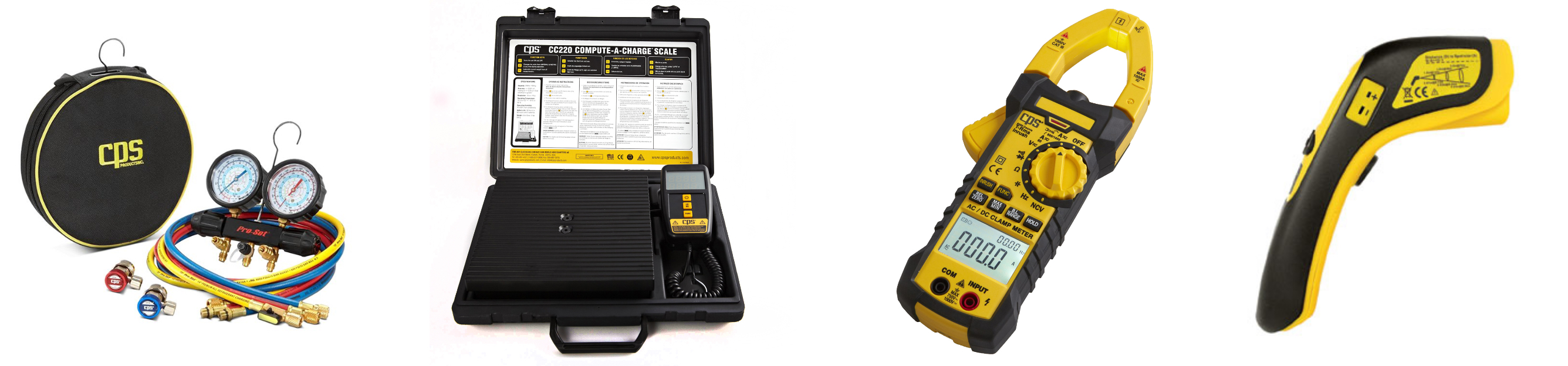 group of HVACR tools, scale, meter, guage available in Belize