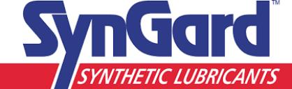 syngard synthetic lubricants logo