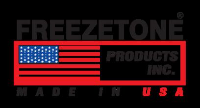 logo for freezetone products inc.