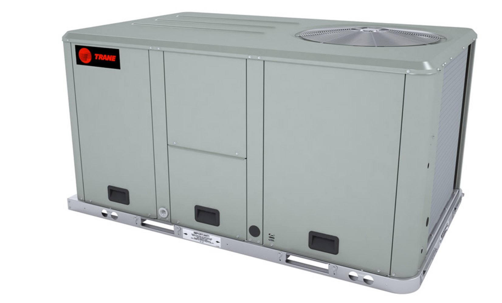 trane package unit air conditioner