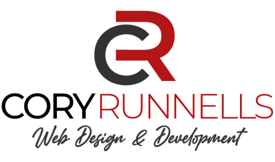 Logo for Cory Runnells, Web Design and Development