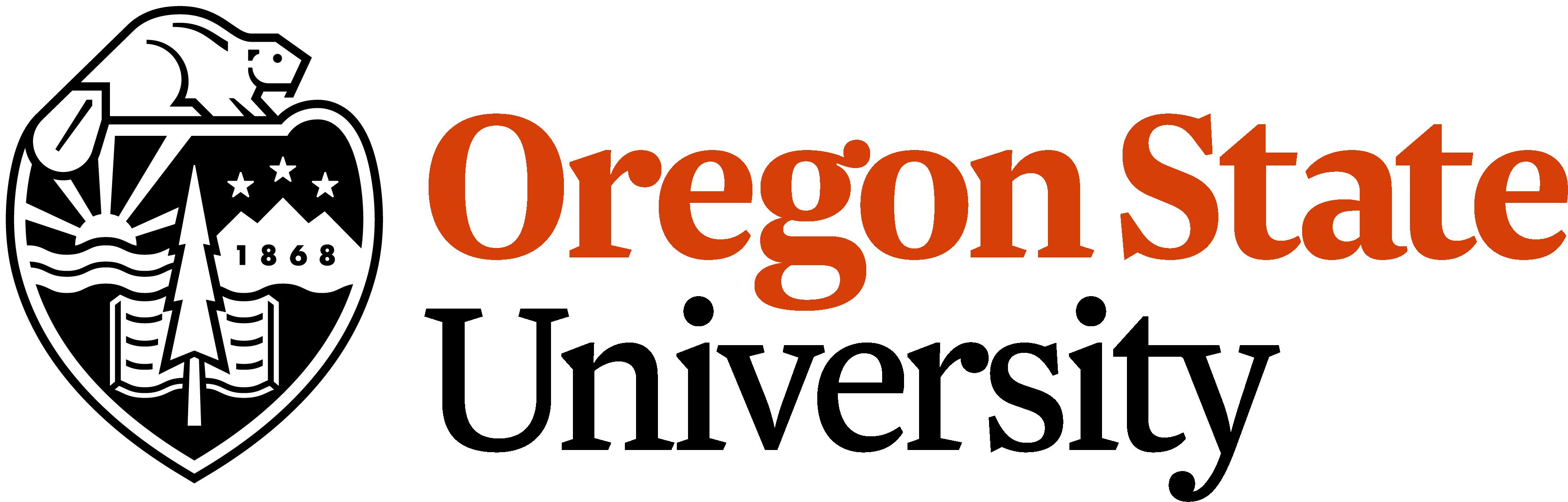The Oregon State University logo.