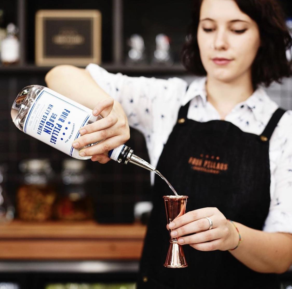 Travis Yarra Valley Guide - Take Cocktail Making Class at Four Pillars Gin