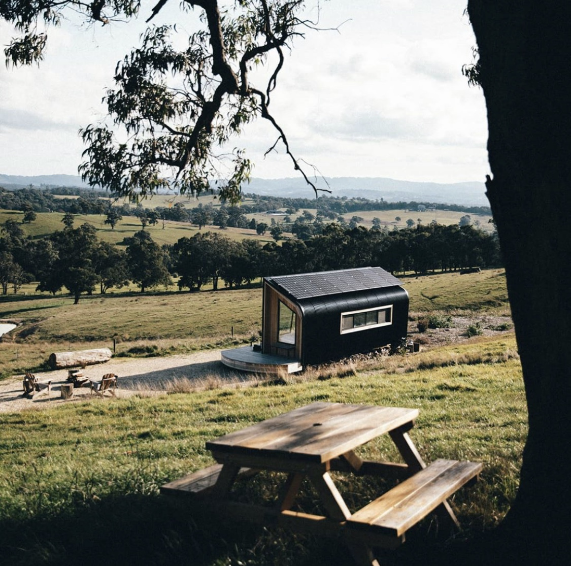 Travis Yarra Valley Guide - Tiny House Getaway at Shacky
