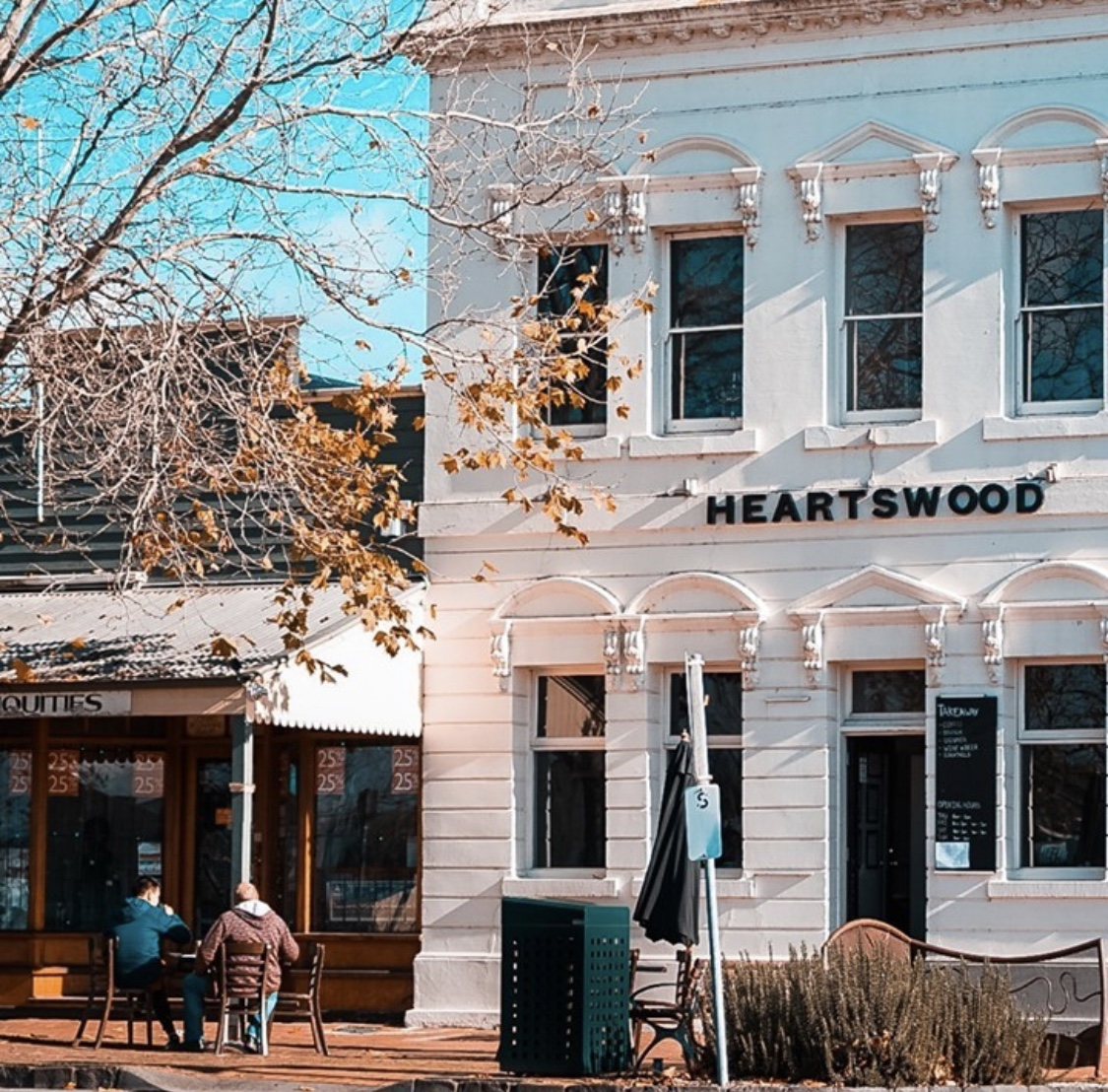 Travis Yarra Valley Guide - Heartswood