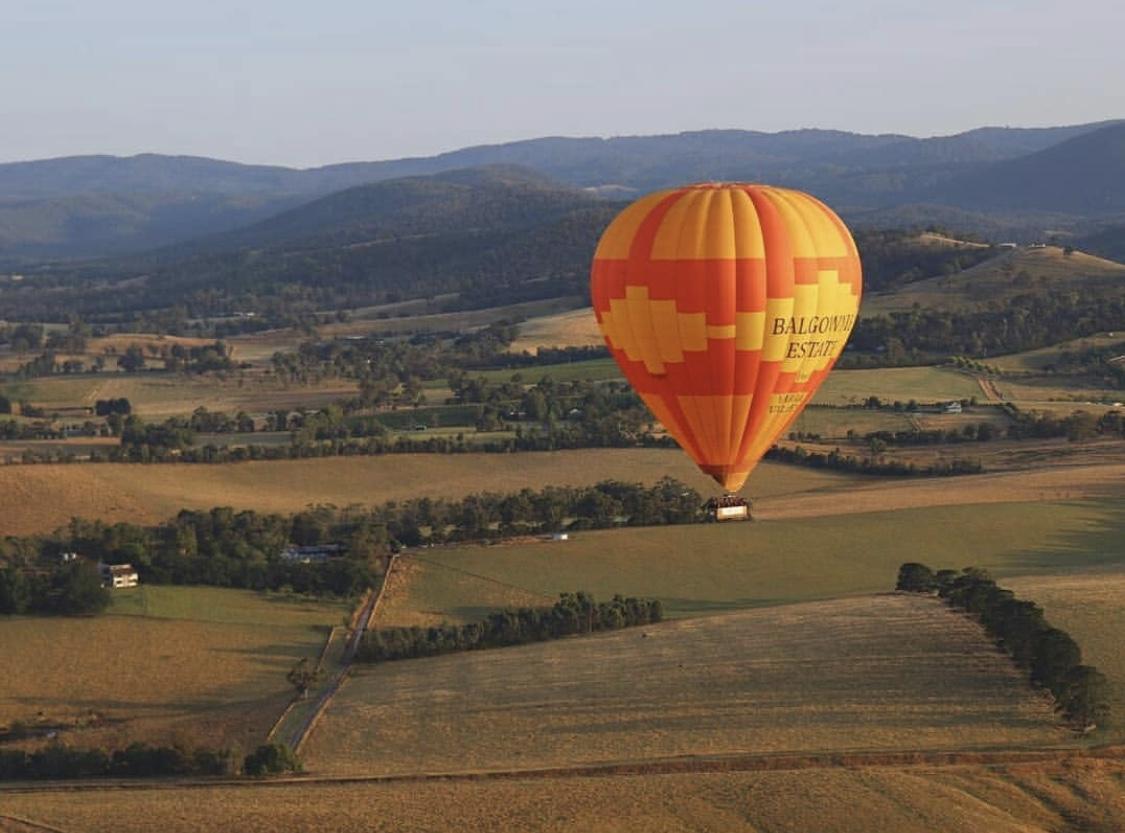 Travis Yarra Valley Guide - Beyond Ballooning Hot Air Balloon Rides