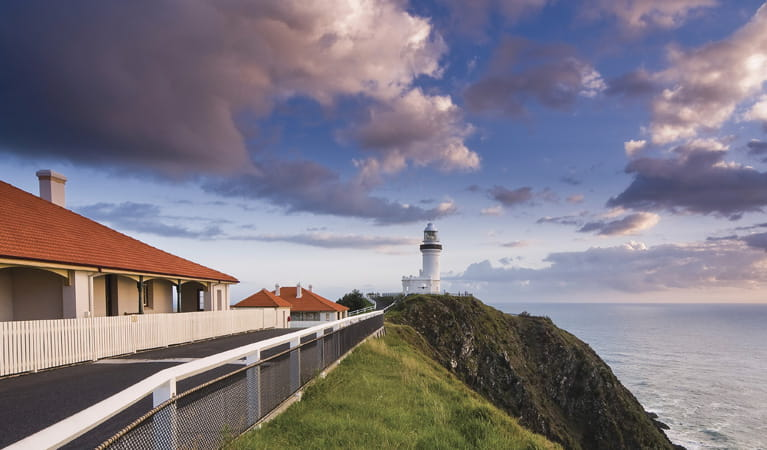 Travis Byron Bay Guide - Cape Byron Lighthouse