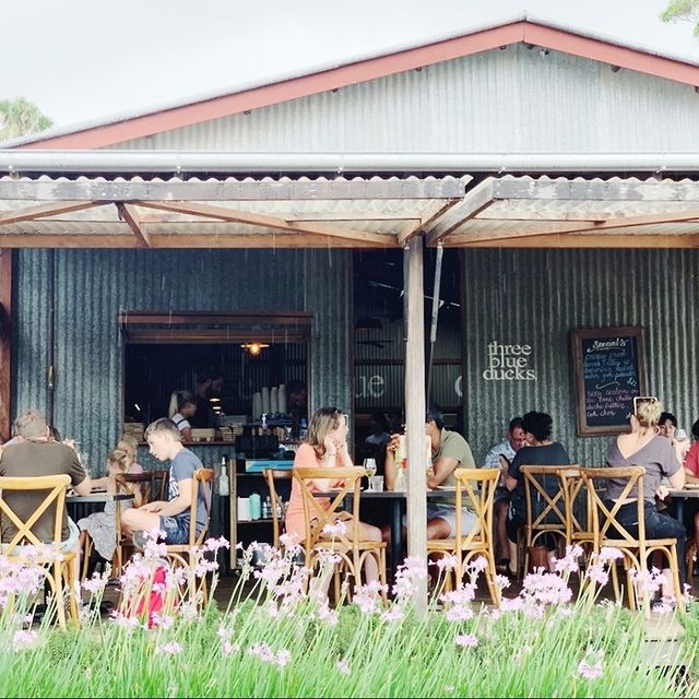 Travis Byron Bay Guide - Eat at The Farm