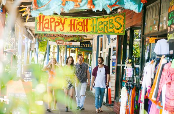 Travis Byron Bay Guide - Hippie Land - Nimbin