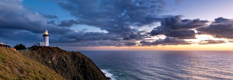 Travis Byron Bay Guide - Byron Lighthouse