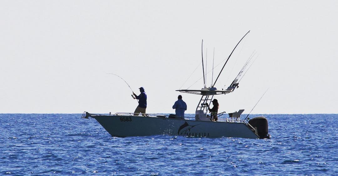 Travis Broome Guide - Fishing at Roebuck Bay