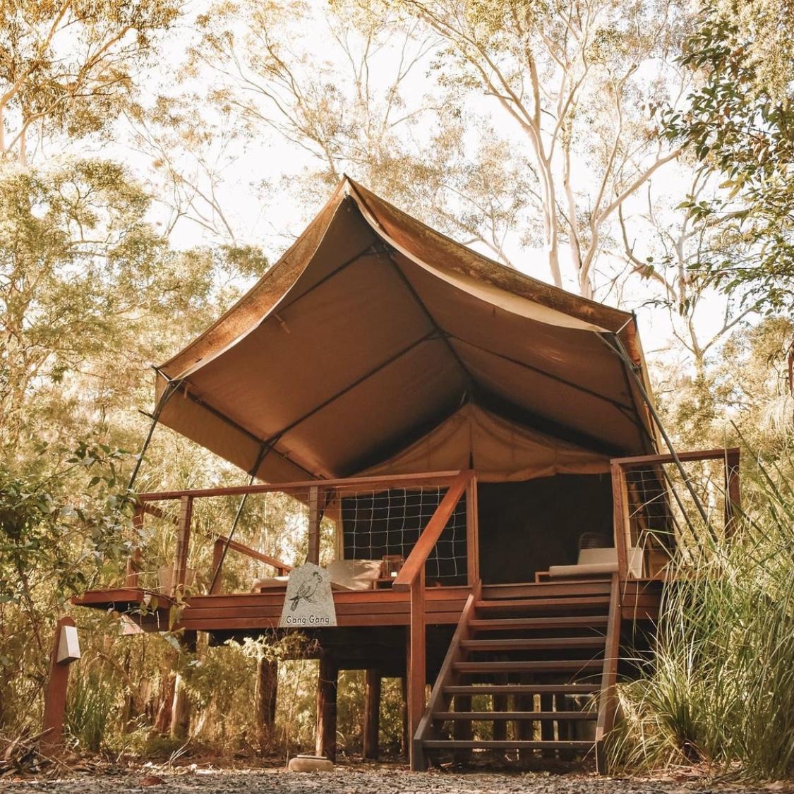 Travis Paperbark Camp Jervis Bay NSW Krystal Mckinley