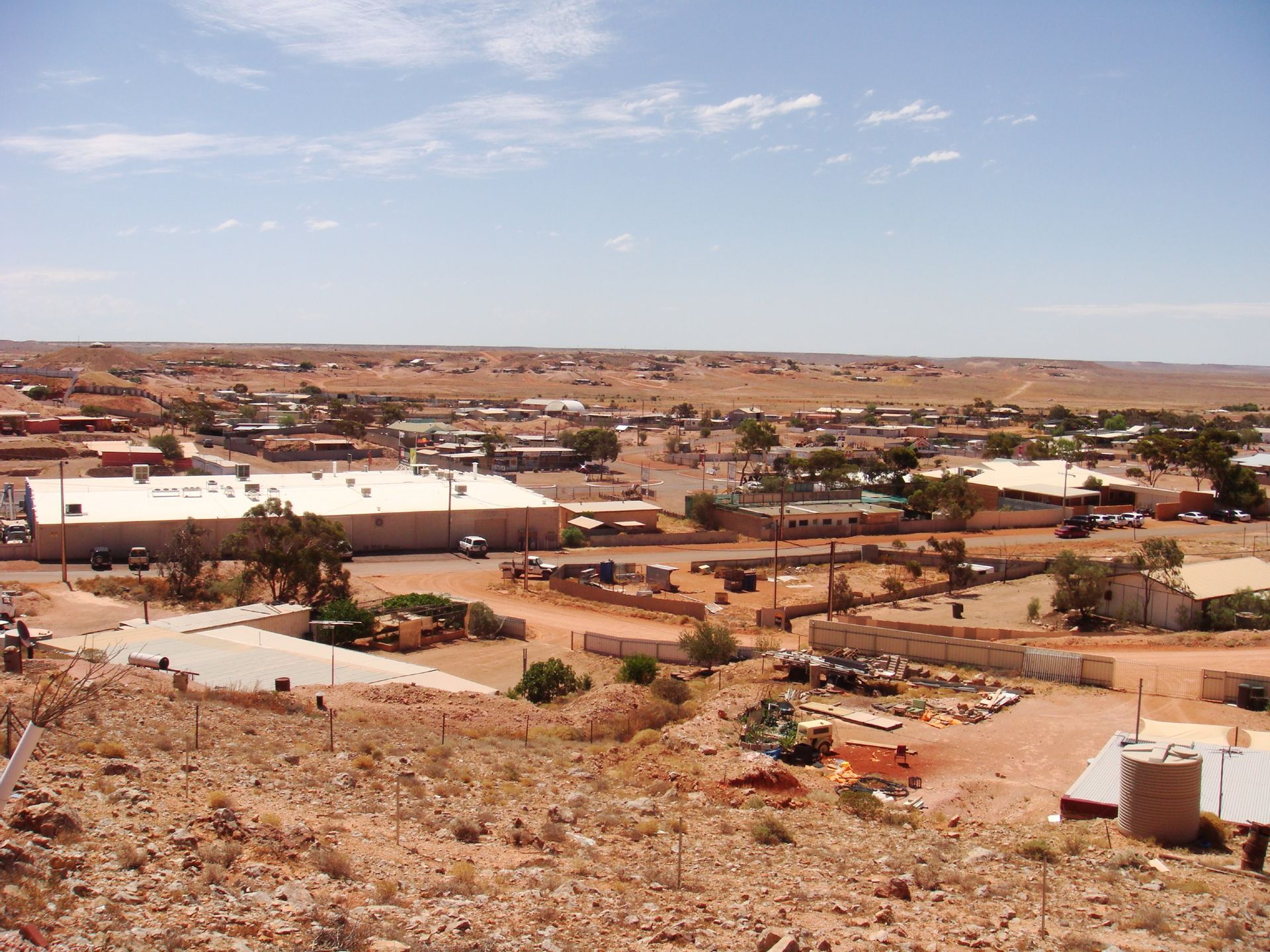 Travis Travel Coober Pedy South Australia Solene