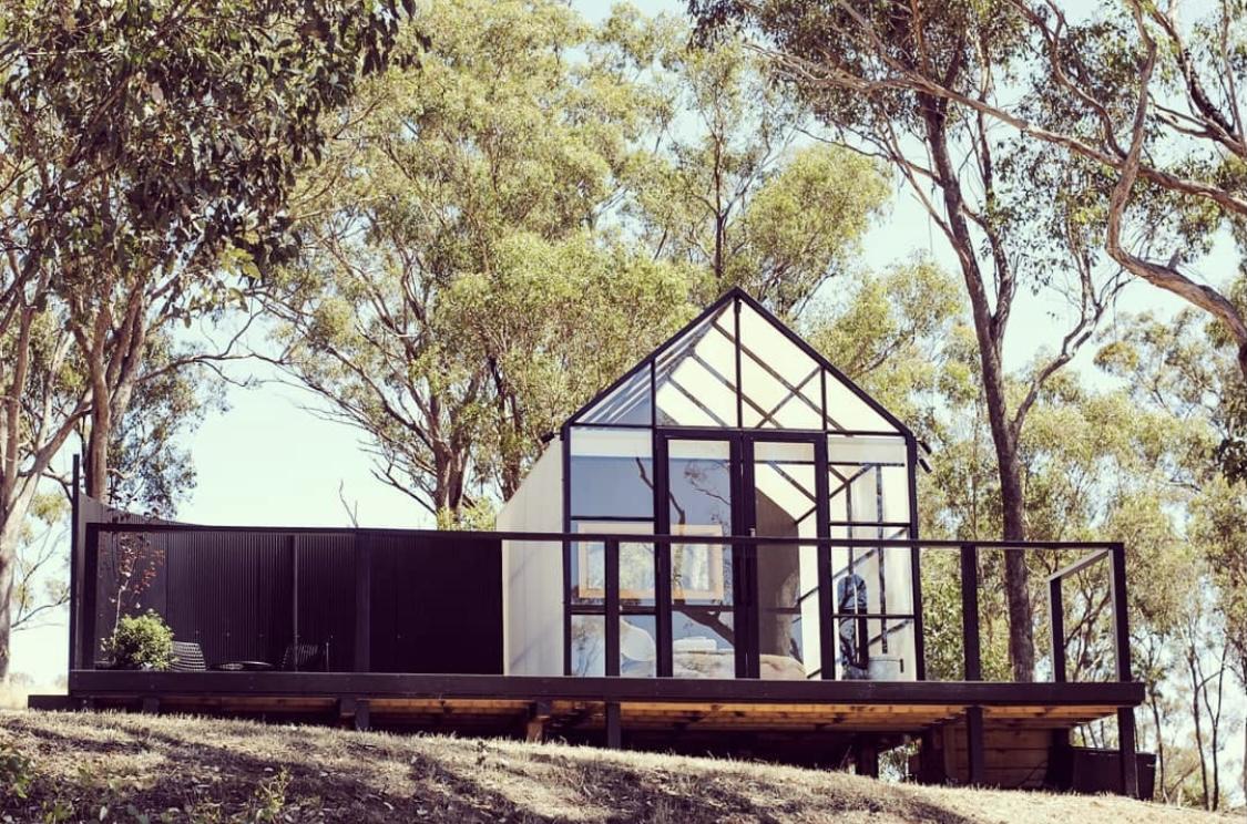 9 Best Regional Victoria Stays Australia Travis Travel Cosy Tents Daylesford